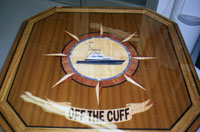 yacht tables art custom designed
