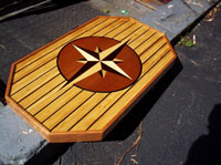 boat custom yacht tables art
