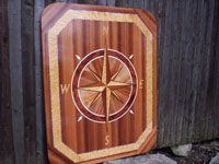 compass rose yacht art compass rose